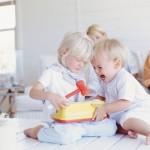 Отучаем ребенка от жадности