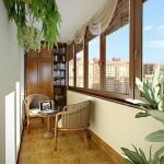 Идеи для оформления балкона