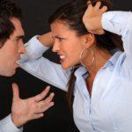 Причины семейных ссор