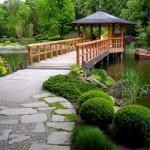 Основные принципы китайского ландшафтного дизайна