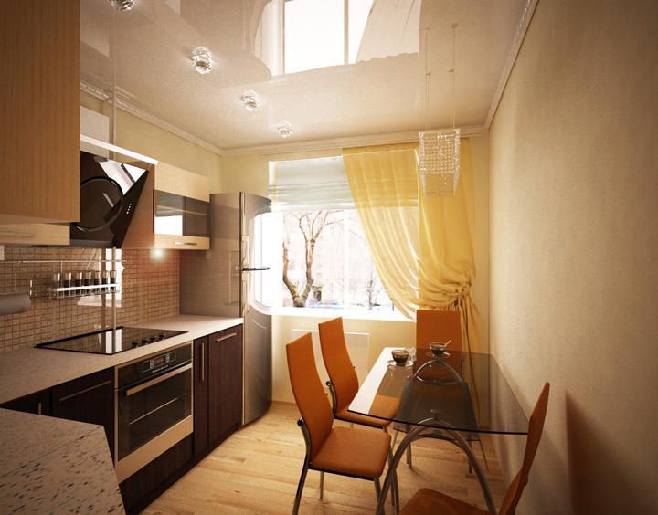 Идеи ремонта кухни 8 кв м фото