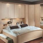 Спальня небольших размеров: подбор цвета и мебели