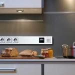 Розетки на кухне: как их правильно расположить