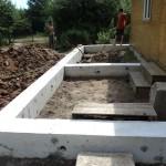 Как пристроить веранду к загородному дому