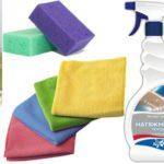 Как мыть натяжные потолки: чистящие средства, способы уборки, полезные советы