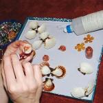 Изделия из ракушек — украшение для дома!