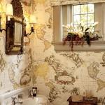 10 модных тенденций в оформлении ванной комнаты
