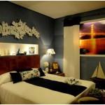 Как обустроить комнату без окон