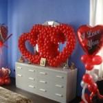 Украшаем дом ко дню всех влюбленных