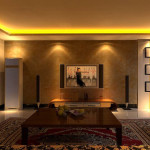 Светодиодная подсветка в домашнем интерьере