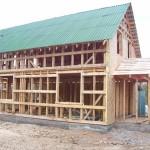 Каркасный дом. Технология строительства