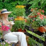 Озеленение балкона: простые идеи