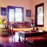 Индийский стиль: правила обустройства