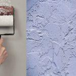 Окрашивание флизелиновых обоев: способы и особенности