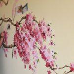 Как разрисовать стену в комнате: способы, необходимые материалы и техника рисования