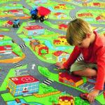 Детский ковролин: достоинства, недостатки, правила ухода
