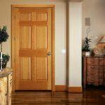 Чем покрасить дверь