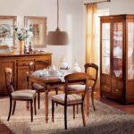 Столовый гарнитур: комплектация и особенности его элементов