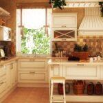 Кухня в стиле кантри: минутка размеренной деревенской жизни